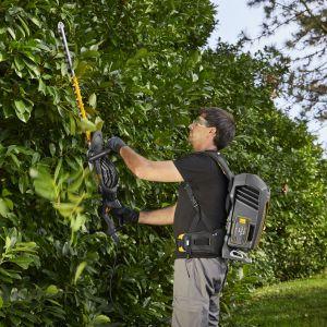 W zadbaniu o przydomową zieleń na pewno niezależnie od zadania pomocny będzie niezawodny sprzęt.
