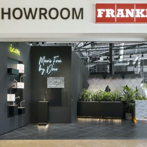 Showroom Franke Homepark Janki fot Yassen Hristov