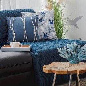 Poduszki z kolekcji OCEAN VIBE pomogą Ci odmienić salon (nie tylko) na lato. Home&You, www.home-you.com