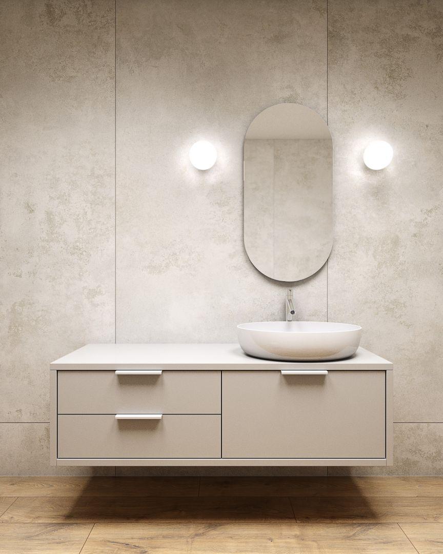 Kolekcja oświetlenia łazienkowego Modern Ball marki AQForm. Fot. mat. prasowe AQForm
