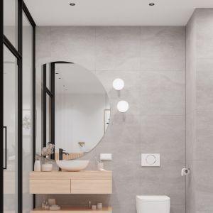 Kolekcja oświetlenia łazienkowego Hollow marki AQForm. Fot. mat. prasowe AQForm