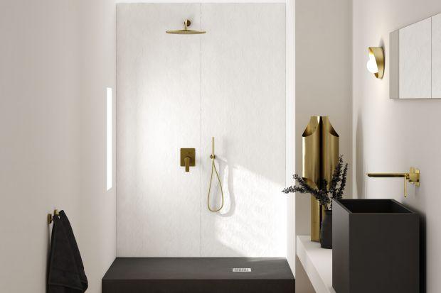 Przy remoncie lub wykańczaniu łazienki istotną rolę odgrywa czas. Właściwy dobór elementów wykończeniowych może korzystnie wpłynąć na tempo prac. Takim rozwiązaniem jest seria brodzików, których montaż nie wymaga kucia ani wiercenia, dzi�