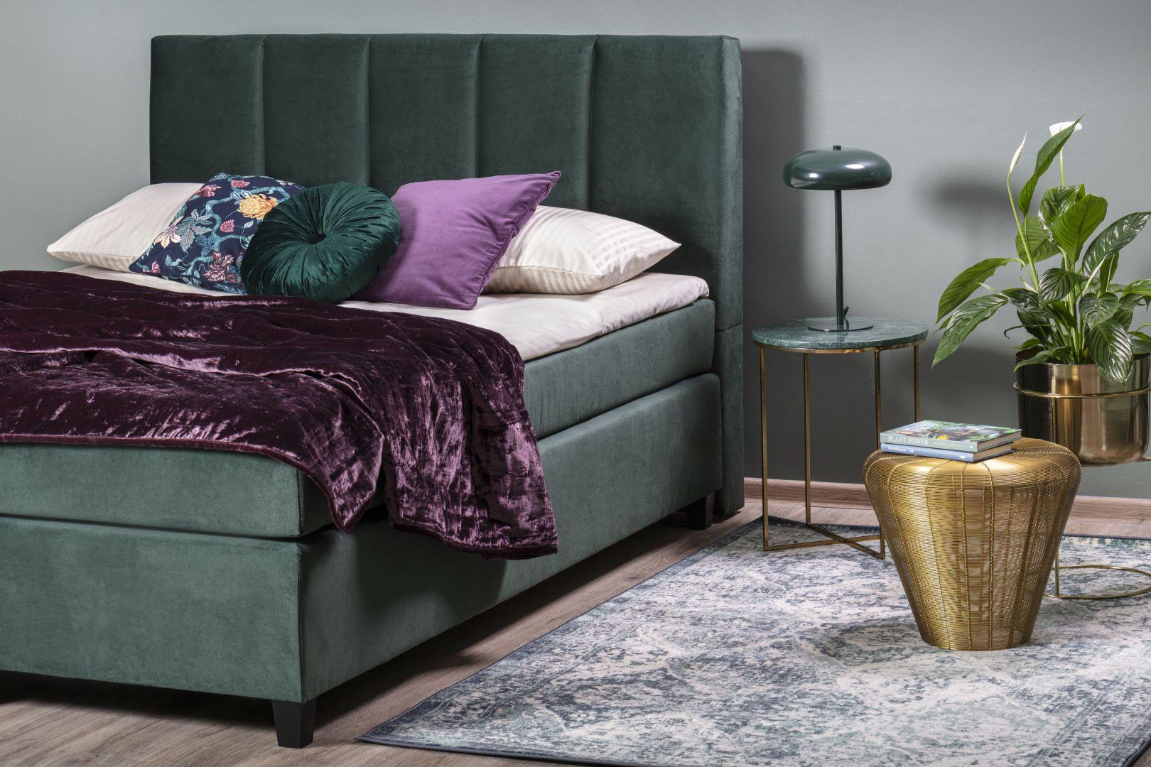 Łóżko kontynentalne Arizona. Fot. Comfort4U