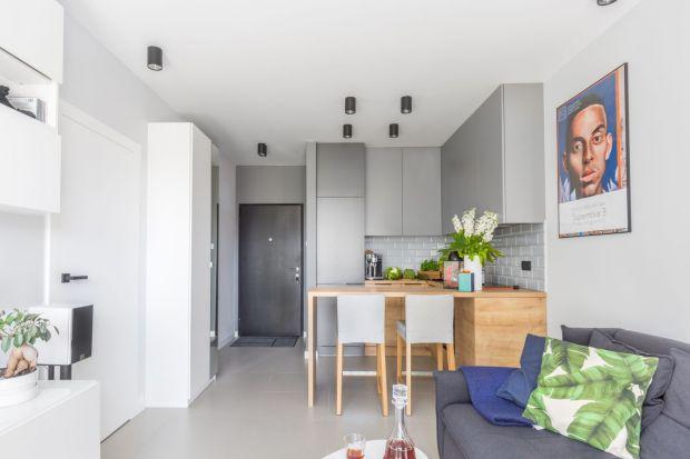 Małe mieszkanie w bloku może być wygodne i funkcjonalne. Jak je urządzić? Te 10 zasad koniecznie musisz znać!