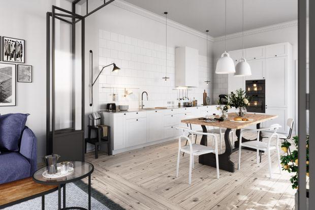 Biała kuchnia zawsze będzie zachwycać. Jest modna i piękna. Bielrozjaśnia, optycznie powiększa i dodaje lekkości.Można ją łączyć z innymi kolorami, choć wybornie czuje się też tylko w swoim towarzystwie.