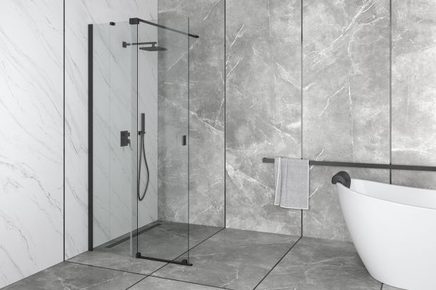 Prysznic w łazience. Świetne pomysły na domową strefę relaksu!