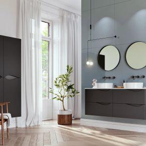 Kolekcja mebli łazienkowych MURCIA. Fot. Defra