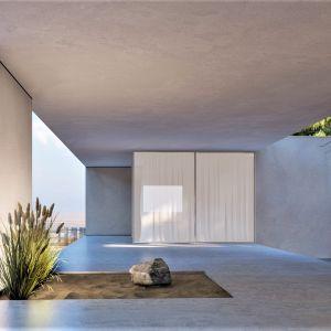 Dom ma powierzchnię 220 metrów kwadrtowych. Projekt: pracownia Core
