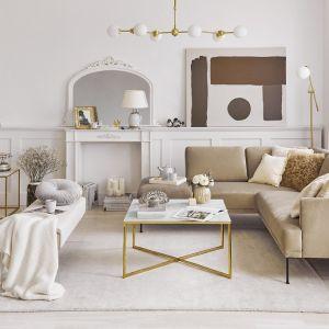 Styl francuski we wnętrzach łączy wdzięk klasyki i swobodną, nowoczesną elegancję. Fot. WestwingNow