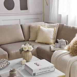Paleta barw zawsze pozostaje niezmienna – stonowana i tym samym klasycznie elegancka. Fot. WestwingNow
