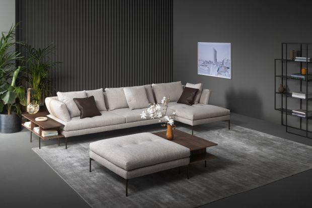 Sofa to królowa salonu. Nowoczesne modele są nie tylko piękne, ale i wpiszą się w najbardziej nietypowe wnętrza.