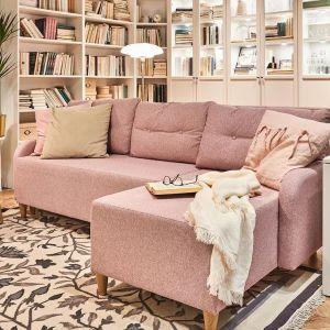 Rozkładana, 3-osobowa sofa Bastubo. Cena: 1. 299 zł, Ikea, www.ikea.pl