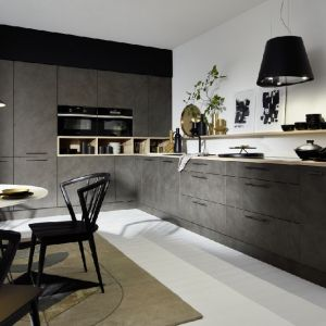 Meble do kuchni z kolekcji Lucca z oferty firmy Nolte. Fot. Nolte/Galeria Wnętrz Domar