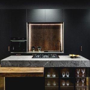 Meble do kuchni z kolekcji Bold z oferty firmy Sensa Studio. Fot. Sensa Studio/Galeria Wnętrz Domar