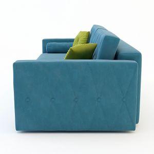 Komfort wypoczynku zapewni sprężyna falista oraz bonellowa. Fot. Salony Agata