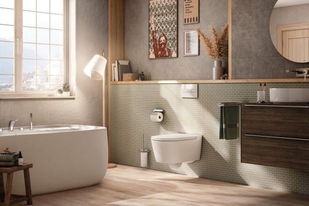 W pandemicznej rzeczywistości łazienka przeszła niemałą ewolucję. Z pomieszczenia o funkcji toaletowej i kąpielowej zmieniła się w miejsce szczególnej troski o siebie. Dla wielu z nas stała się oazą spokoju, gdzie można zadbać nie tylko o s