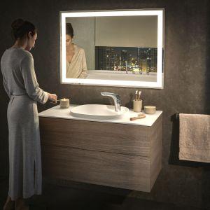 Wieczorna pielęgnacja w łazience – odprężające zakończenie dnia. Fot. Roca