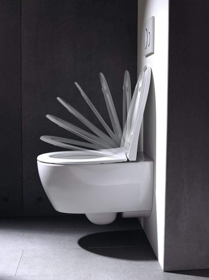 Jak skrócić czas sprzątania łazienki o połowę? Dobry projekt to podstawa! Fot. Geberit