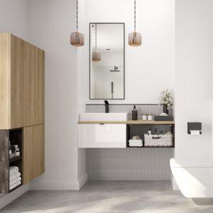 Kolekcja mebli łazienkowych Torino. fot. NAS