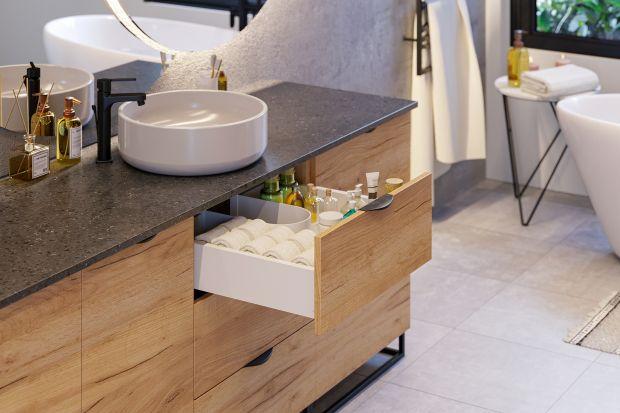 Jak zaaranżować funkcjonalną a zarazem piękną łazienkę? Jak w pełni zagospodarować jej przestrzeń? I jak ją wyposażyć, by korzystanie z niej było łatwe i przyjemne? Na wszystkie te pytanie odpowiedzią mogą być akcesoria meblowe przeznacz