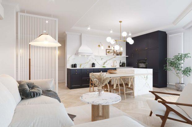 Mieszkanie znajduje się w ekskluzywnej dzielnicy Krakowa na Woli Justowskiej.Ma powierzchnię72 m2 i zostało zaprojektowane z myślą o 3-osobowej rodzinie. To efektowne wnętrze, w którym połączono nowoczesny styl ze stylem Japandi. Jestefekto