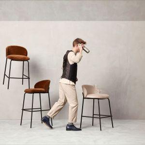 Obie nowości zaprojektowane są przez utalentowanego skandynawskiego designera Mortena Georgsena, który zasłynął projektem flagowego krzesła tej kolekcji. Fot. BoConcept