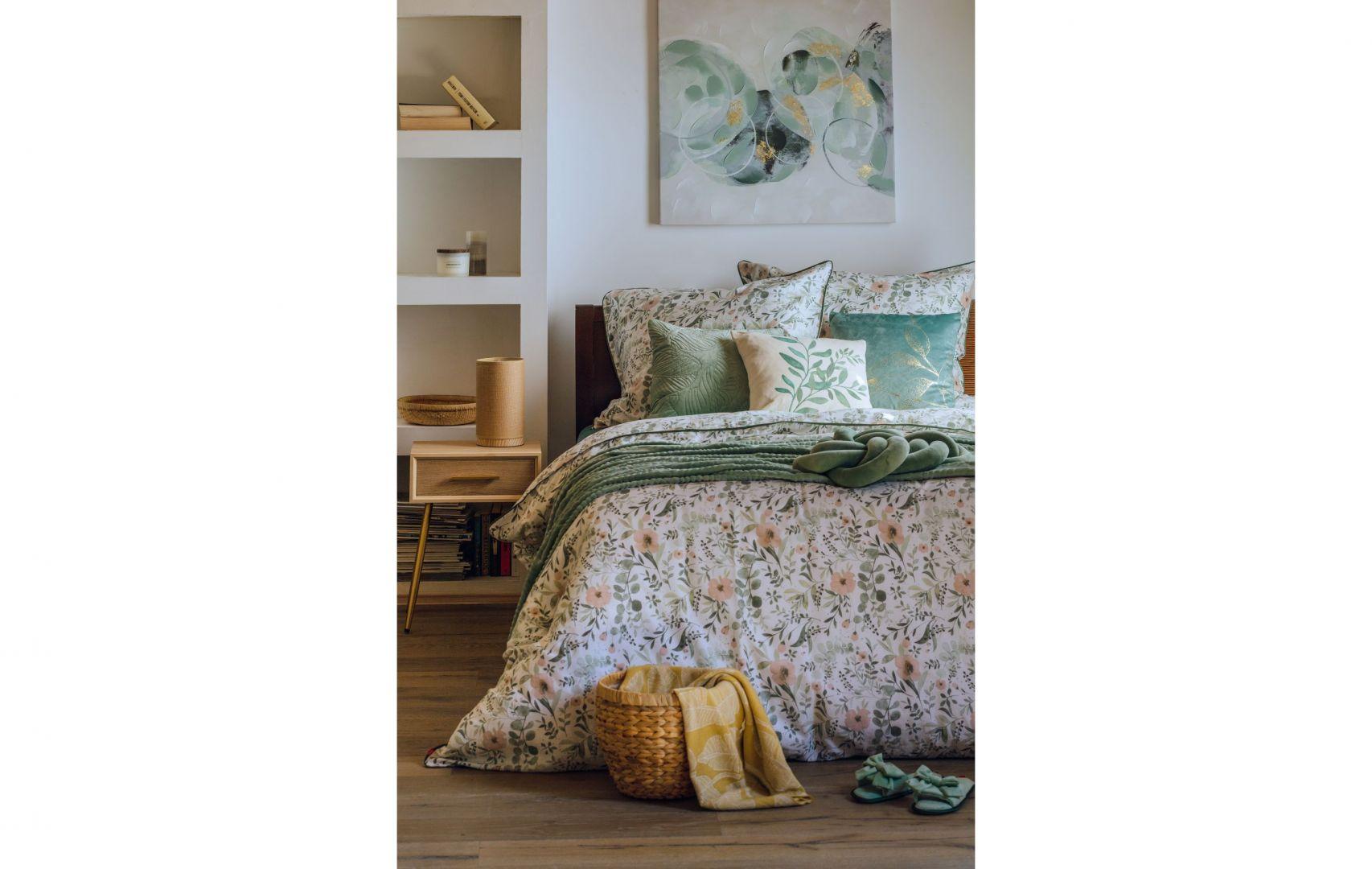 W kolekcja Slow Space znajdziesz dodatki do sypialni. Fot. Home&You