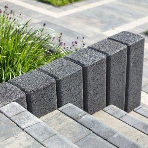 Jak dobrać obrzeża do nawierzchni z płyt i kostek betonowych? Palisada Zen