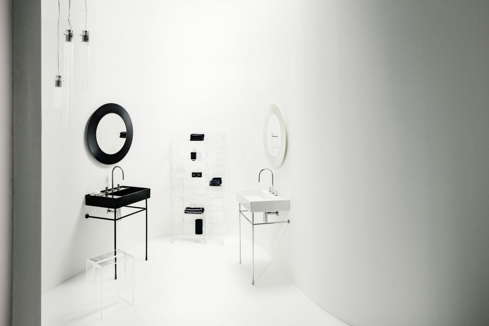 Kolekcja Kartell by Laufen w obiektywie Olivera Helbiga