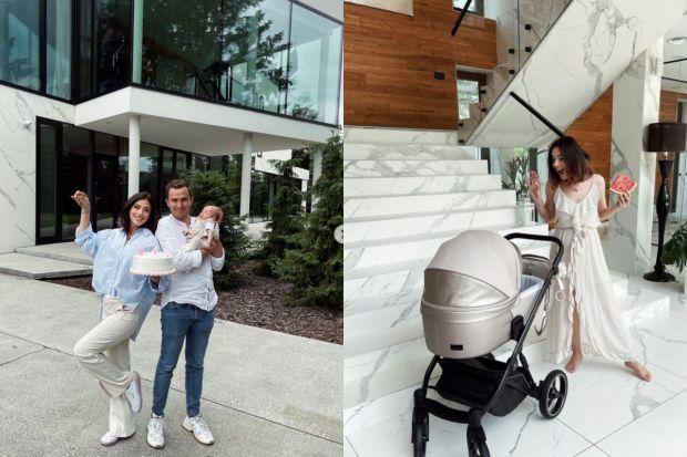 Aktorka i influencerka Klaudia Halejcio chętnie dzieli się szczegółami ze swojego życia na instagramie. Tym razem pokazała swój nowy dom, do którego się właśnie wprowadziła! Jak wam się podoba?