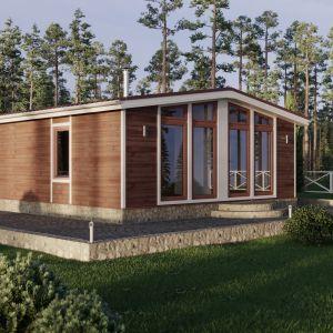 Dom pasywny lub energooszczędny warto więc potraktować jak inwestycję, która zwróci nam się z nawiązką. Fot. mat. prasowy OknoPlus
