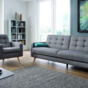 Sofa Nappa to idealne połączenie nowoczesnego wyglądu z wysoką funkcjonalnością i komfortem użytkowania. Ten stylowy model wpisuje się doskonale w popularną ostatnio stylistykę skandynawską. Cena: od 2362 zł. Producent: Sweet Sit