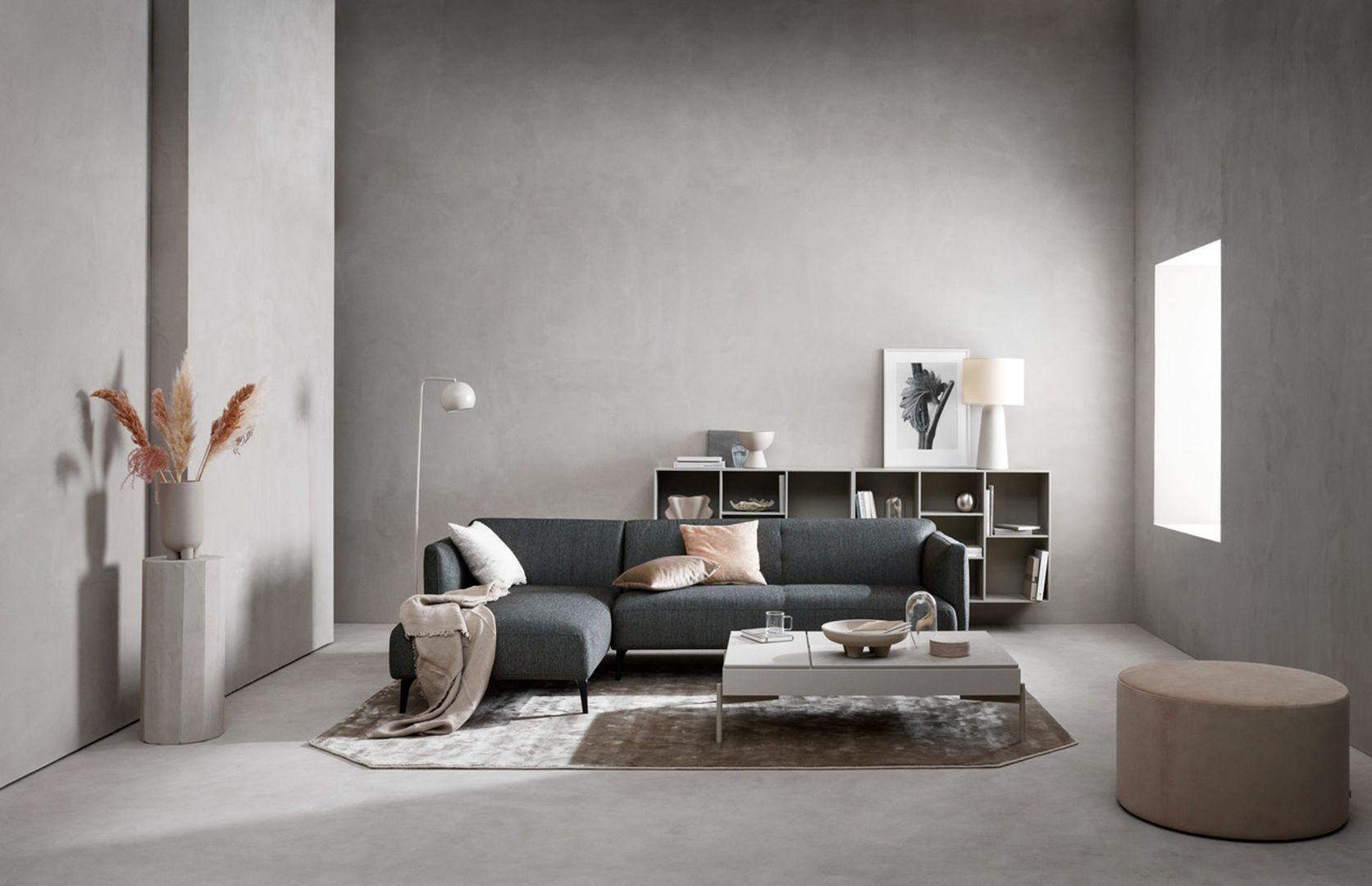 Tym, co łączy skandynawskie oraz japońskie wzornictwo, jest zamiłowanie do naturalnych materiałów, prostoty oraz rzemiosła. Fot. BoConcept