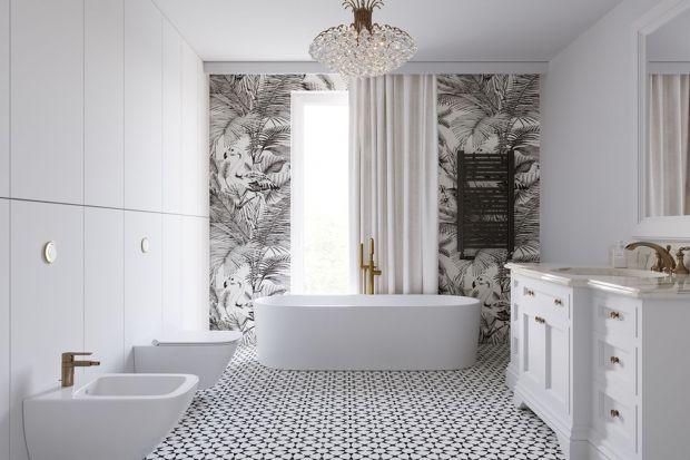 Czarny grzejnik w łazience: 5 świetnych pomysłów