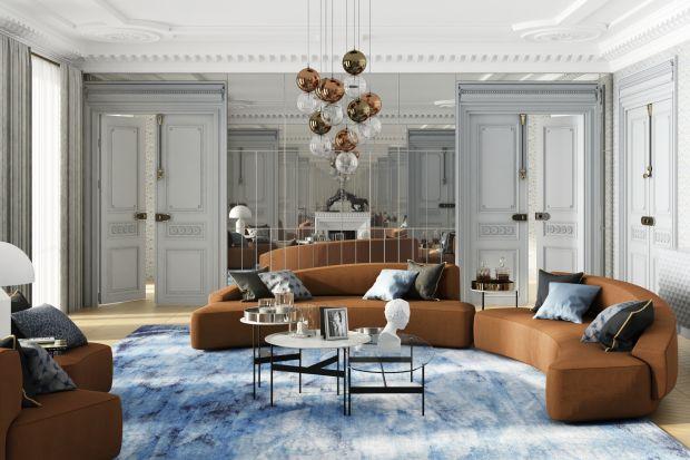 Salon to centrum domu. Właśnie jego wizja często determinuje wygląd pozostałych pomieszczeń. To tam przyjmujemy naszych gości – salon powinien więc pełnić nie tylko funkcję wypoczynkową, ale również reprezentacyjną.