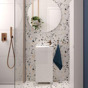 Kolekcja SETTO meble łazienkowe