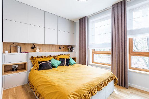 Sypialnia to dla wielu jedno z najważniejszych pomieszczeń w mieszkaniu. Jak ją urządzić w małym mieszkaniu w bloku? Zobaczcie nasze propozycje!