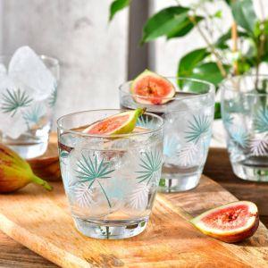 Sposób na upały. Jak atrakcyjnie podawać napoje i desery Fot. Krosno Glass