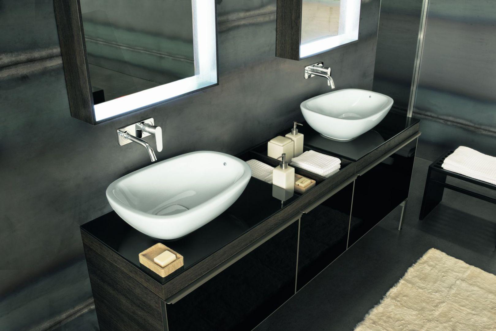 We współpracy z firmą Geberit Antonio Citterio stworzył serię łazienek premium. Fot. Geberit