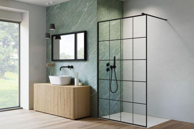 Otwarte kabiny w kolorach złotym, czarnym i chromowanym - marka Radaway wprowadziła nowe modele kabin prysznicowych. Czy znajdziesz tu swój ulubiony model? Sprawdź!