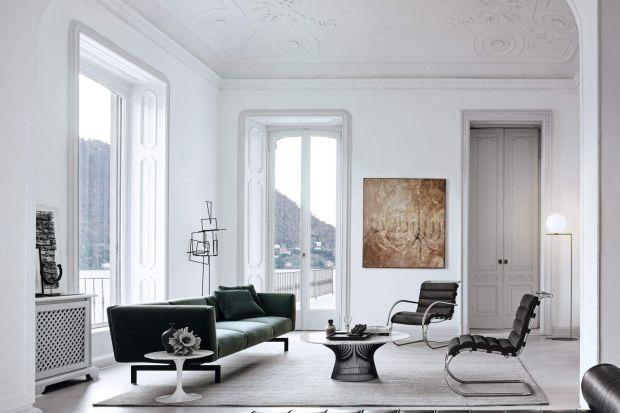 Jeżeli Le Corbusier jest zwany papieżem modernistycznej architektury, to w przypadku designu ten tytuł należy się Ludwigowi Miesowi van der Rohe. Jego rewolucyjna wizja sprzed stu lat, stała się najpierw drogowskazem, a dziś jest codziennością n