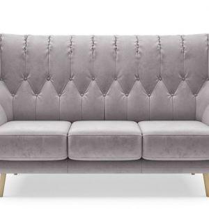Odważni mogą wybrać elementy stylu pop-art czy barokowego, by przemycić je w pomieszczeniach urządzonych w klasycznym bądź skandynawskim duchu. Fot. Salony Agata