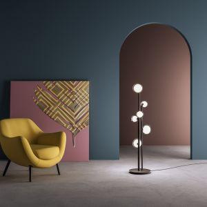 Lampa podłogowa z kolekcji Nabila. Fot. Galeria Wnętrz Domar/Ekoform