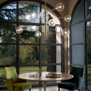 Lampy wiszące z kolekcji Copernic. Fot. Galeria Wnętrz Domar/Rayo