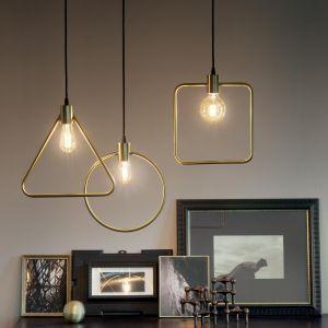 Lampy wiszące z kolekcji Trio. Fot. Galeria Wnętrz Domar/Rayo