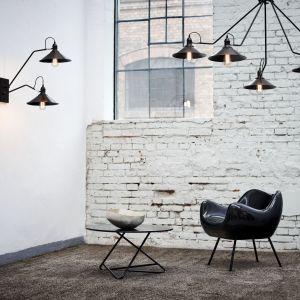 Lampy z kolekcji Hats firmy Kaspa. Fot. Galeria Wnętrz Domar/Anpa
