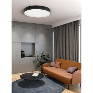 Okrągła lampa Big Size z regulacją temperatury barwowej. Fot. AQForm