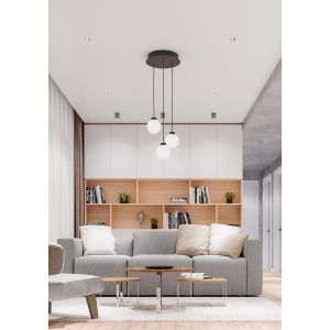 Kolekcja Modern Ball Simple, której nowoczesny kształt będzie uzupełnieniem prostoty, a jednocześnie ciekawym elementem dekoracyjnym. Fot. AQForm
