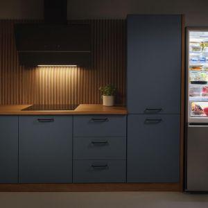 Przy zakupie nowej lodówki 65% badanych zdecydowanie zwróciłoby uwagę także na energooszczędność.  Fot. Samsung