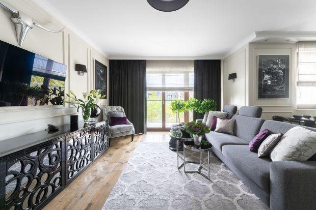 Jaki dywan do salonu? 12 modnych pomysłów. Zobacz zdjęcia!